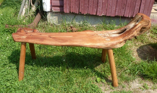 rannels rustic log furniture